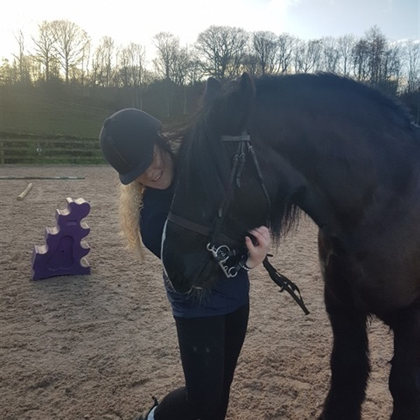 Wings Cumbria's Equine Facilitated Learning (EFL) showing great outcomes for young people.