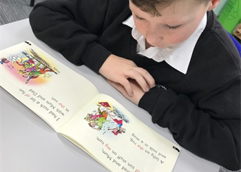 Accelerated Reader – outstanding reading success!