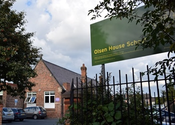 Olsen House School is extending to meet local...