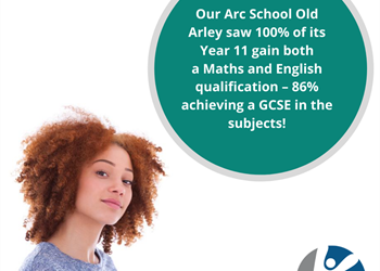 Arc School Old Arley Success!