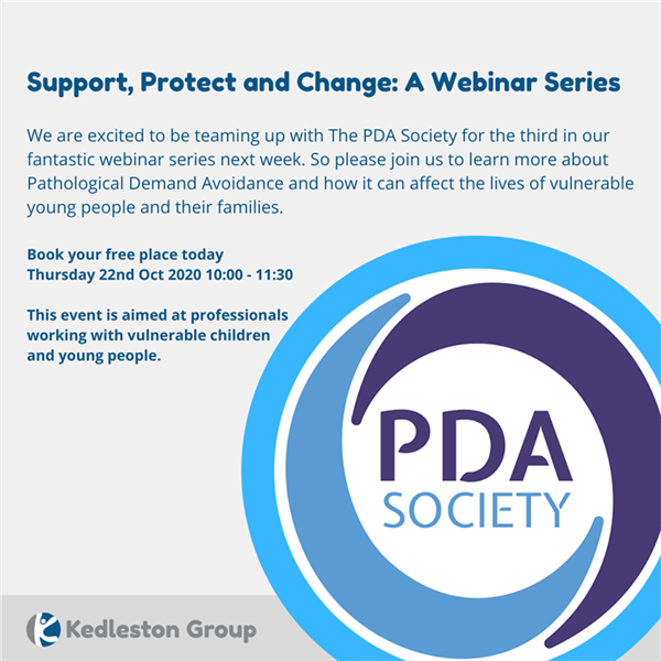 Webinar Series: Support, Protect, Change
