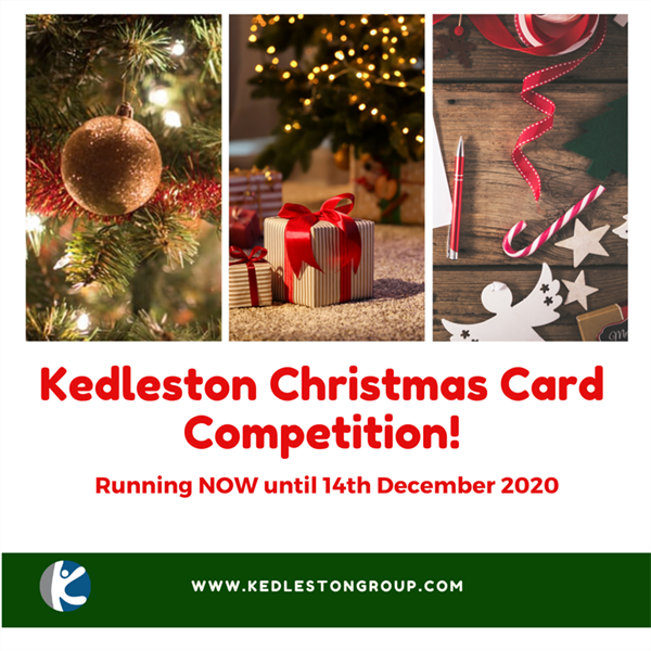 Kedleston Group Christmas Card Competition