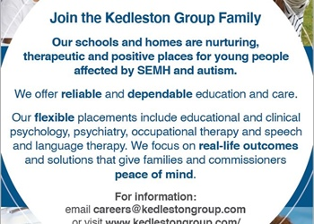 Join the Kedleston Group Family