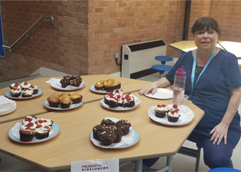 Fund-raising at Wings School Notts