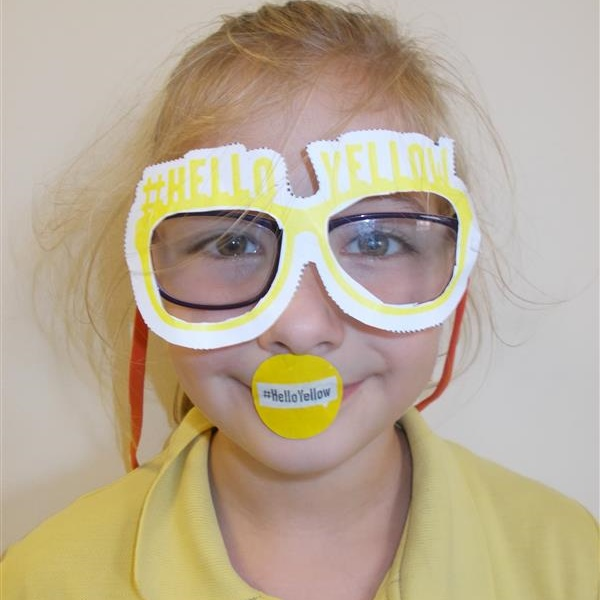 Hello Yellow from Arc School Napton