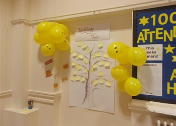Hello Yellow from Arc School Old Arley