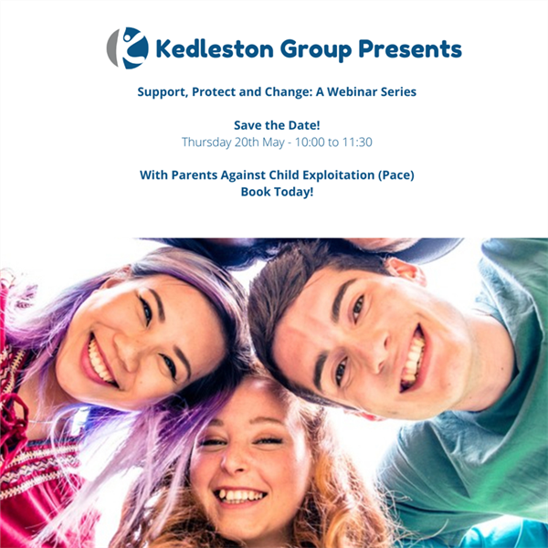 Kedleston Group Presents: Support, Protect and Change