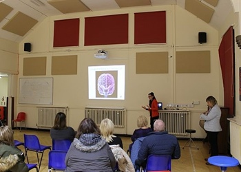 Parent Workshop at Arc School Old Arley